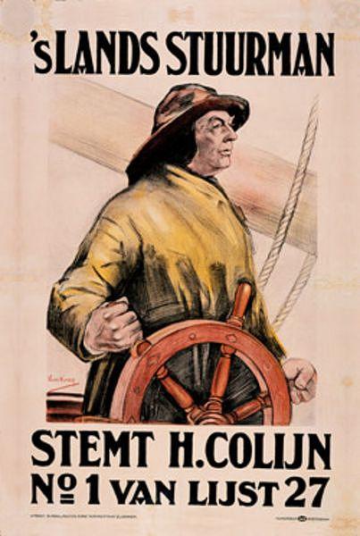 Colijn_als_stuurman_1925