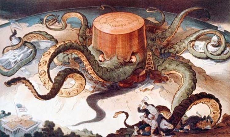 Standard Oil Co., Octopus