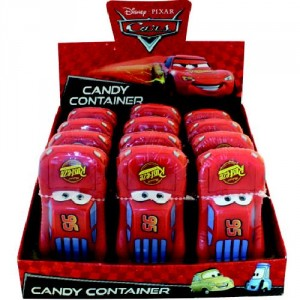 Cars Candy Container