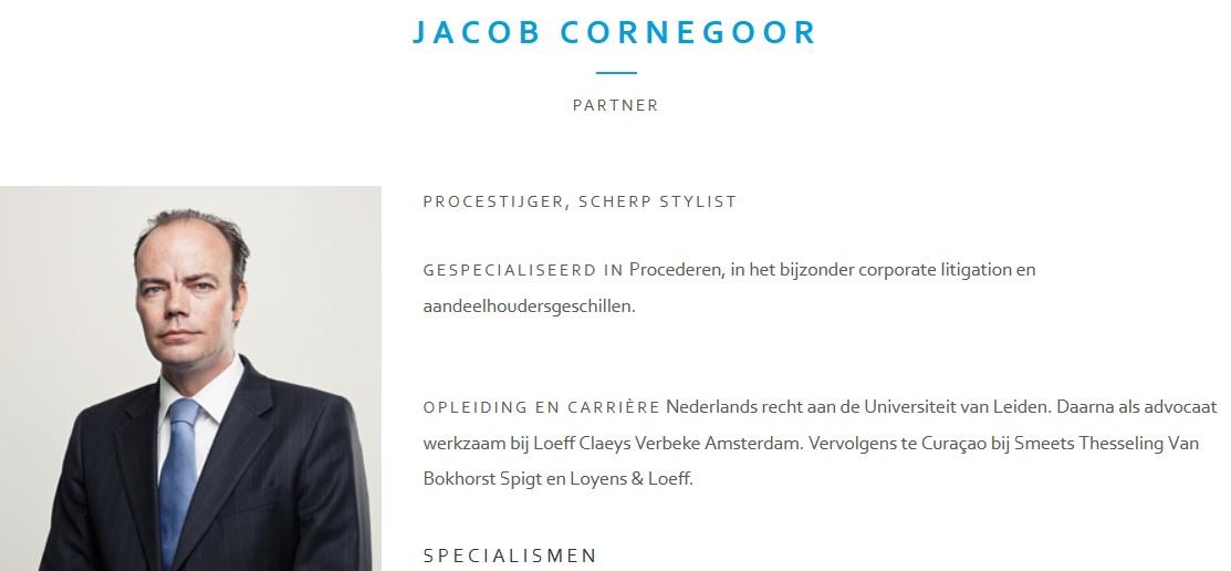 Jacob Cornegoor