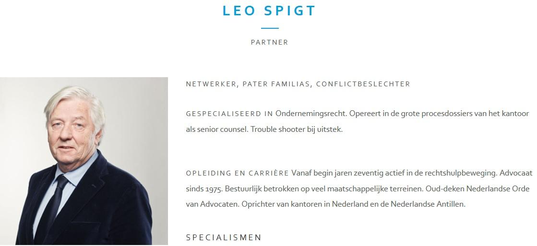 Leo Spigt