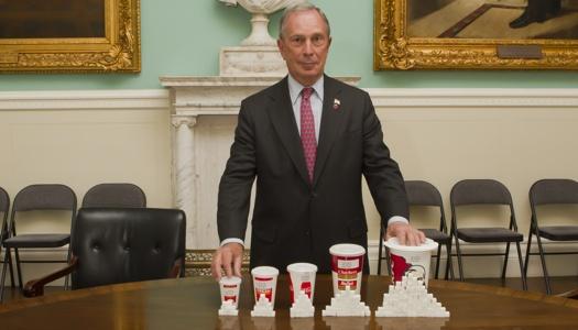 Michael Bloomberg Frisdrank