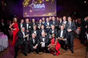 Winnaars M&A awards