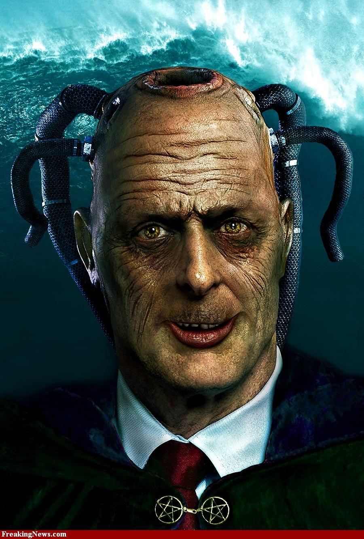 'The Hank' - het giant squid monster van Goldman Sachs