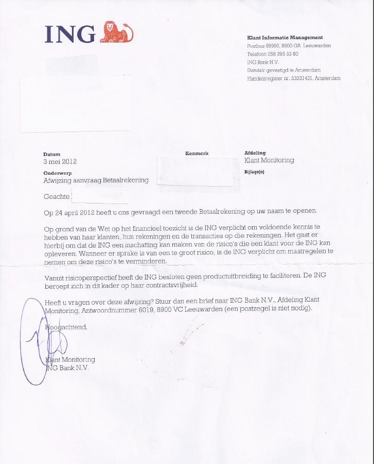 voorbeeldbrief opzeggen bankrekening De cash only wietbusiness in de VS   FTM voorbeeldbrief opzeggen bankrekening