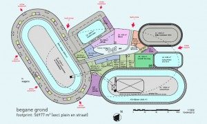 icedome almere layout