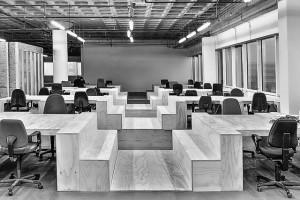 De workspace van B.Amsterdam