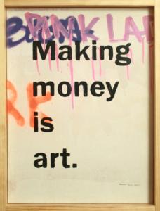 geld kunst