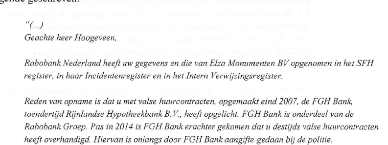 rabobank nederland essay Rabobank nederland, london branch is a boutique investment bank that offers financial advisory and brokerage services tagevac evacuation system installed may 2011.
