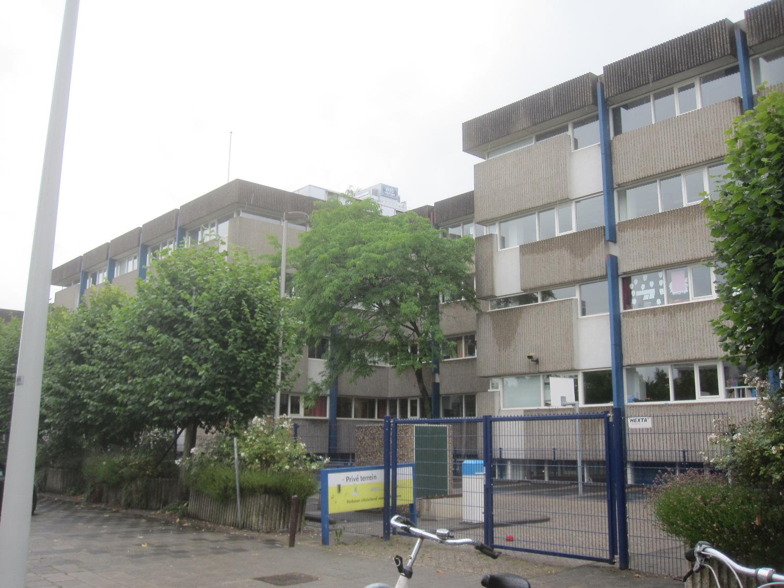 KPMG voormalig hoofdkantoor aan Zuidas