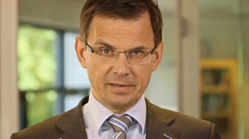 Andre Rouvoet, voorzitter van Zorgverzekeraars Nederland