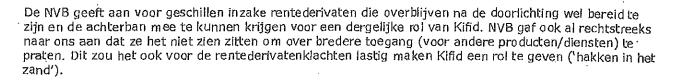 Mail tussen ambtenaren, 9 juli 2014