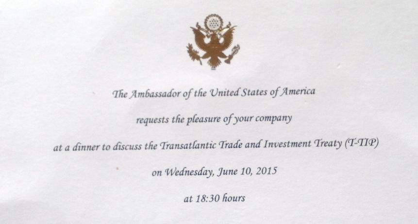 Uitnodiging US