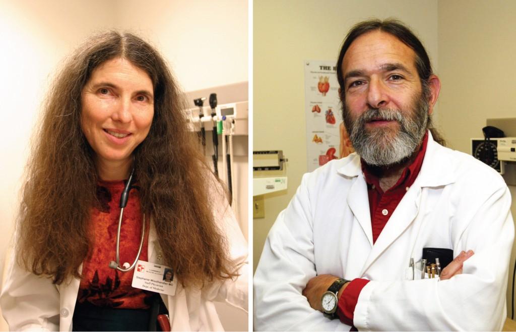 Steffie Woolhandler en David Himmelstein